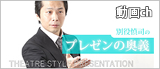 フジサンケイイノベーションズアイ「ビジネスTV」プレゼンの奥義